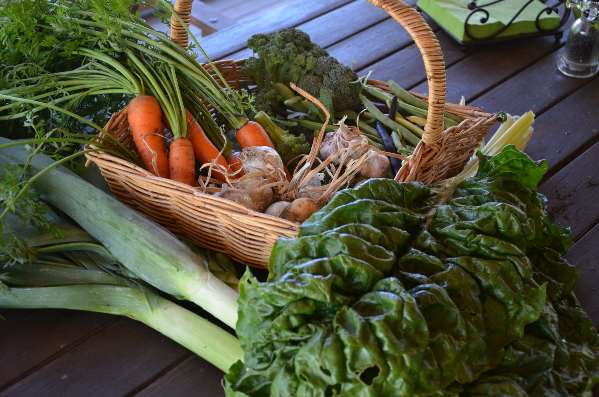 Preparing your spring and summer vegetable garden my for Summer vegetable garden